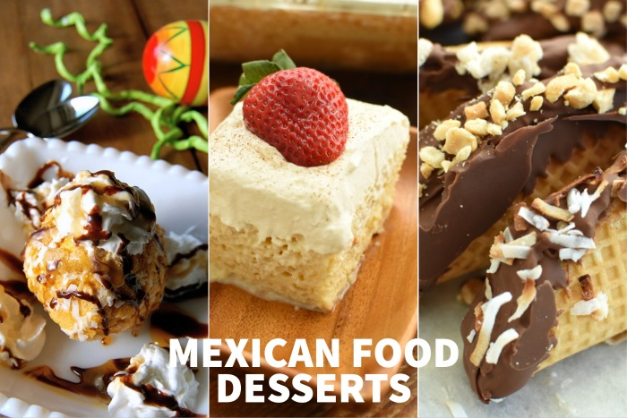 Mexican Food Desserts | NoBiggie.net
