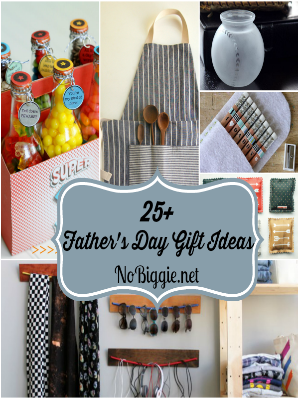 25+ Father's Day Gift Ideas | NoBiggie.net