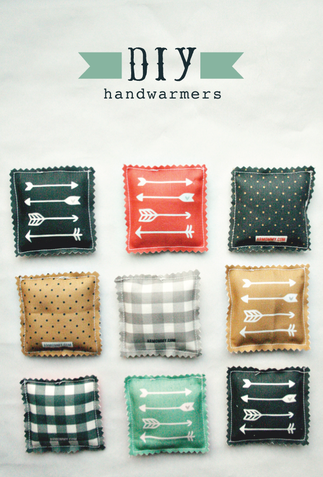 DIY Hand warmers | 25+ Fathers Day Gift Ideas