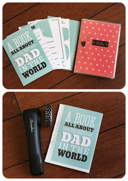 A Book About Him | 25+ Fathers Day Gift Ideas