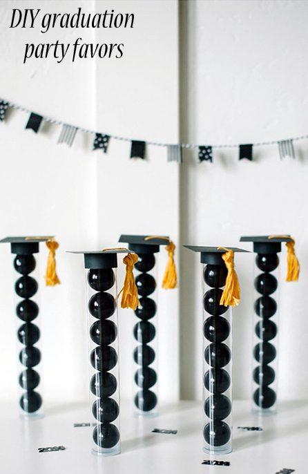 DIY graduation party favors | NoBiggie.net