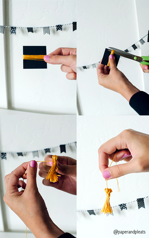 How to make a tiny graduation cap | NoBiggie.net