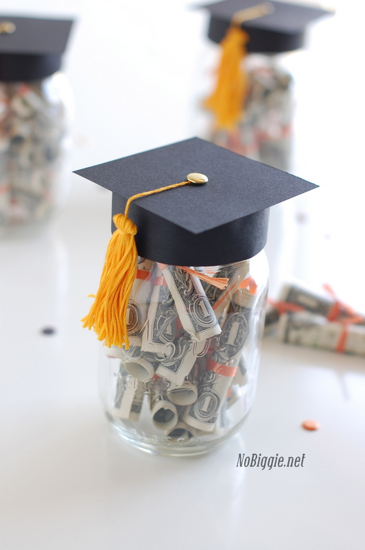 graduation gift with dollar diplomas | NoBiggie.net