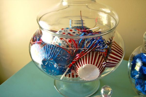 Cupcake Party Decor +25 4th of July Party Ideas | NoBiggie.net
