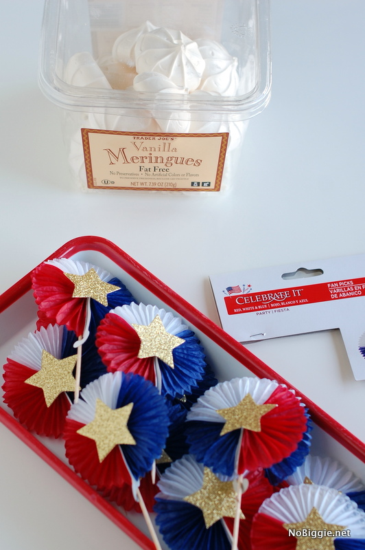 DIY patriotic treats | NoBiggie.net