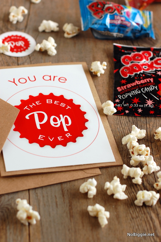 Free printables for Father's Day | NoBiggie.net