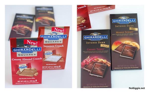 Ghirardelli NEW flavors | NoBiggie.net