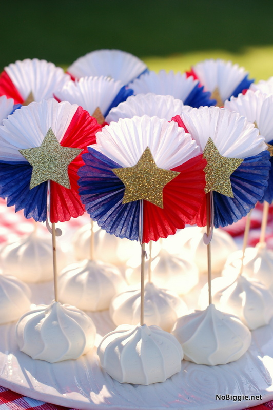 festive treats for the 4th of July | NoBiggie.net