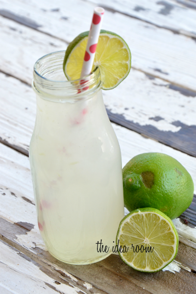 Limeade | 25+ Non-Alcoholic Summer Drinks
