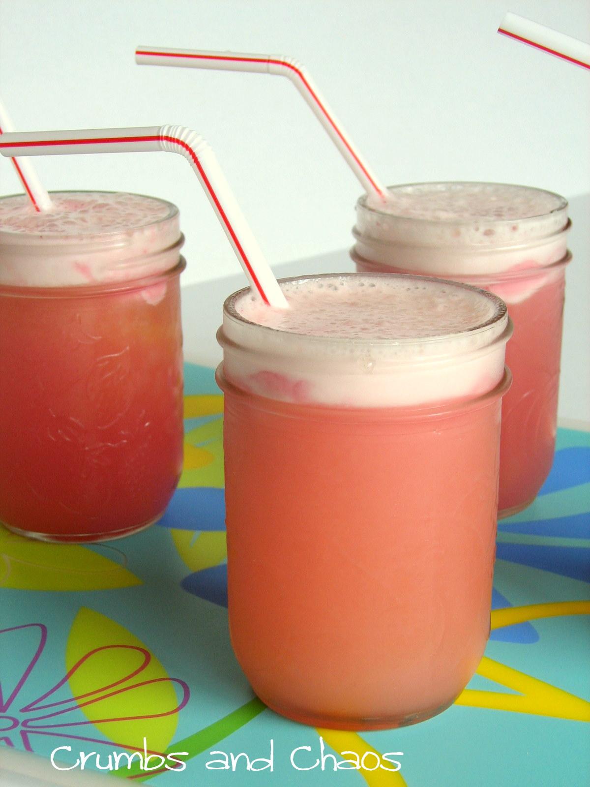 Sherbet Floats | 25+ Non-Alcoholic Summer Drinks