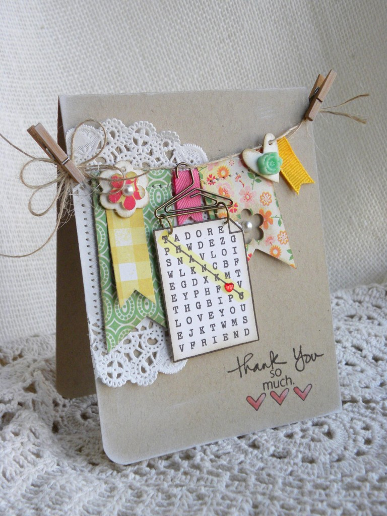 25+ Beautiful Handmade Cards | NoBiggie