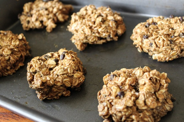 Baked Breakfast Cookie | 25+ gluten free and dairy free breakfast recipes