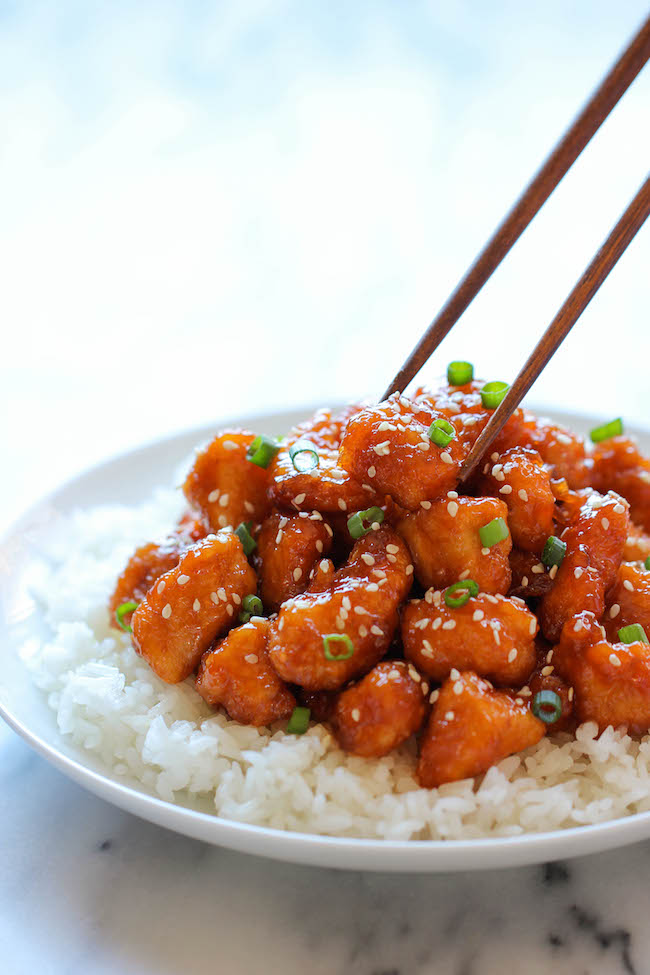 Sweet and Sour Chicken | 25+ gluten and dairy free recipes