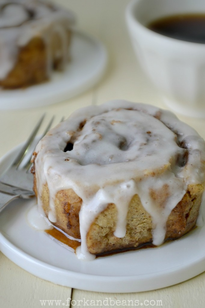 Yeast Free Cinnamon Rolls plus | 25+ gluten free and dairy free breakfast recipes