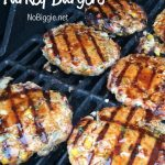 mango mint turkey burgers | NoBiggie.net
