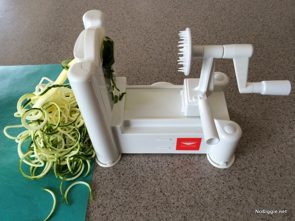 the best vegetable spiralizer | NoBiggie.net