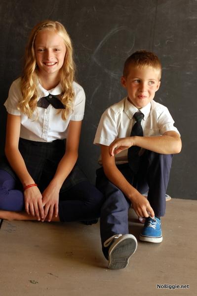 the kids - back to school photos | NoBiggie.net
