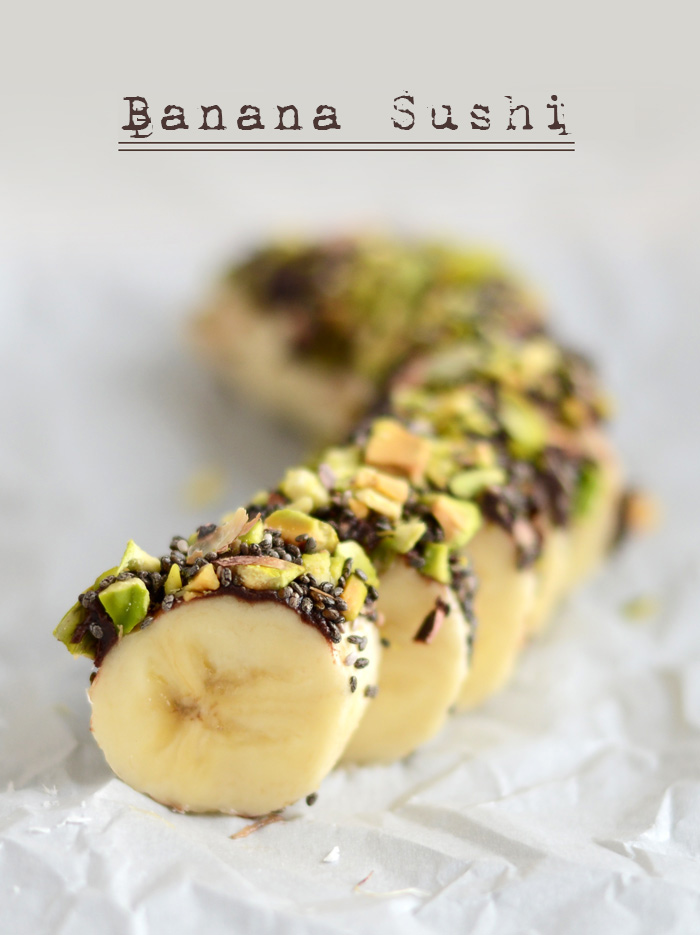 Gluten Free Dinner Party Menu Ideas Part - 48: Banana Sushi | 25+ Gluten Free And Dairy Free Snack Ideas