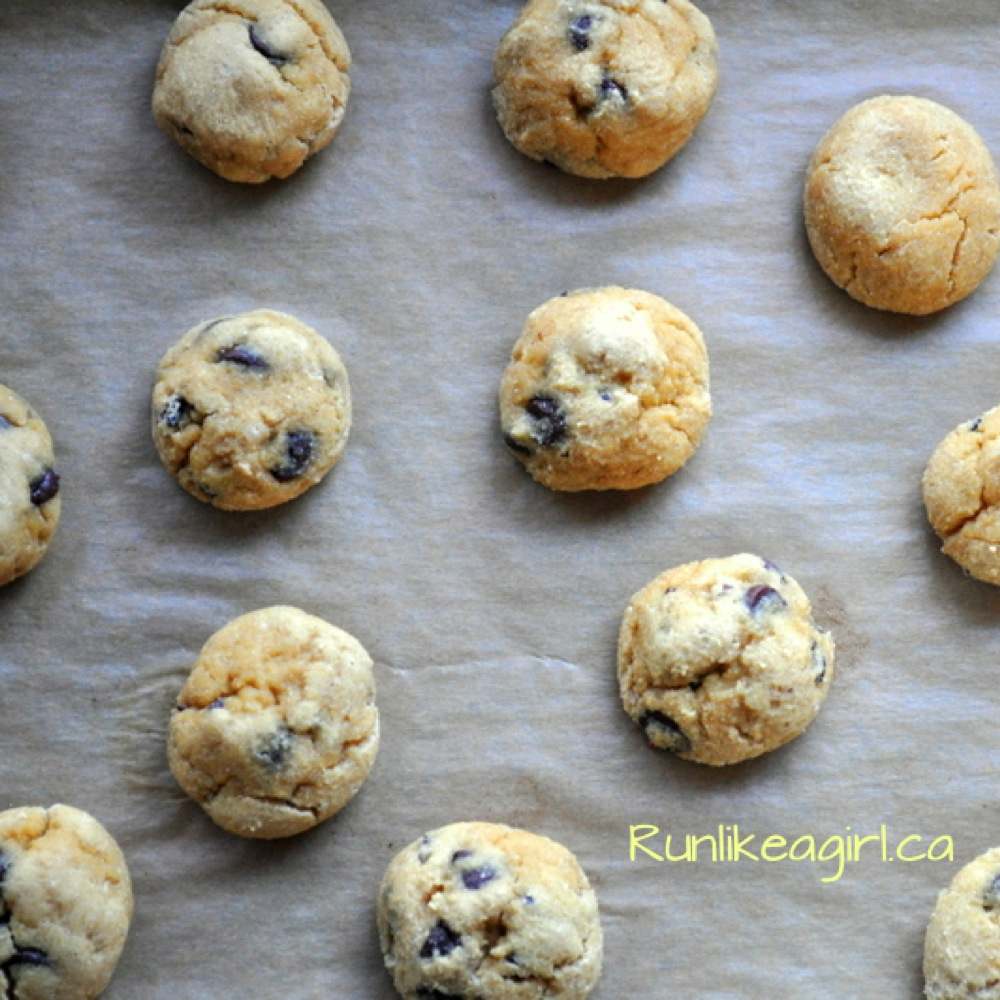 Chocolate chip cookies | 25+ gluten free and dairy free snack ideas