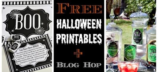 Free Printables for Halloween! | NoBiggie.net
