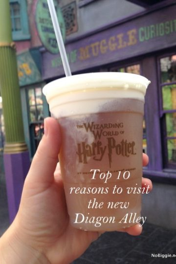 10 favorite things to see in Diagon Alley