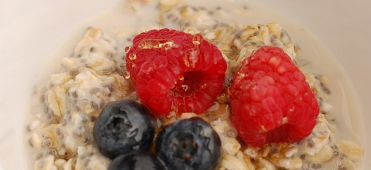 How to make Overnight Oats - such an easy and delicious breakfast! | NoBiggie.net