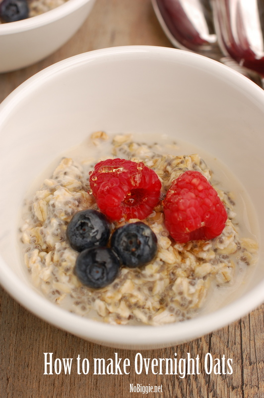 How to make overnight oats ccuart Gallery