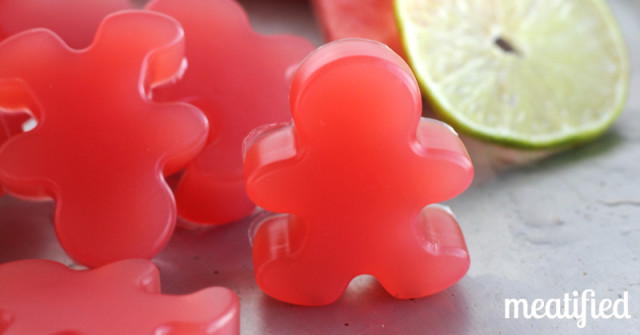 Sour watermelon gummies | 25+ gluten free and dairy free snack ideas