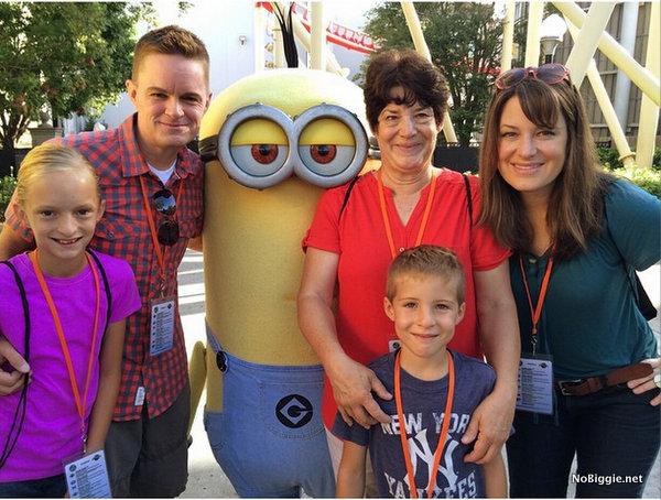 Universal Orlando Family Forward | NoBiggie.net