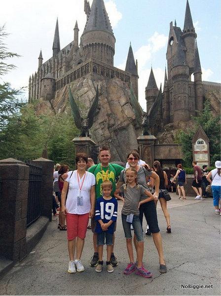 Universal Orlando trip Family Forward | NoBiggie.net