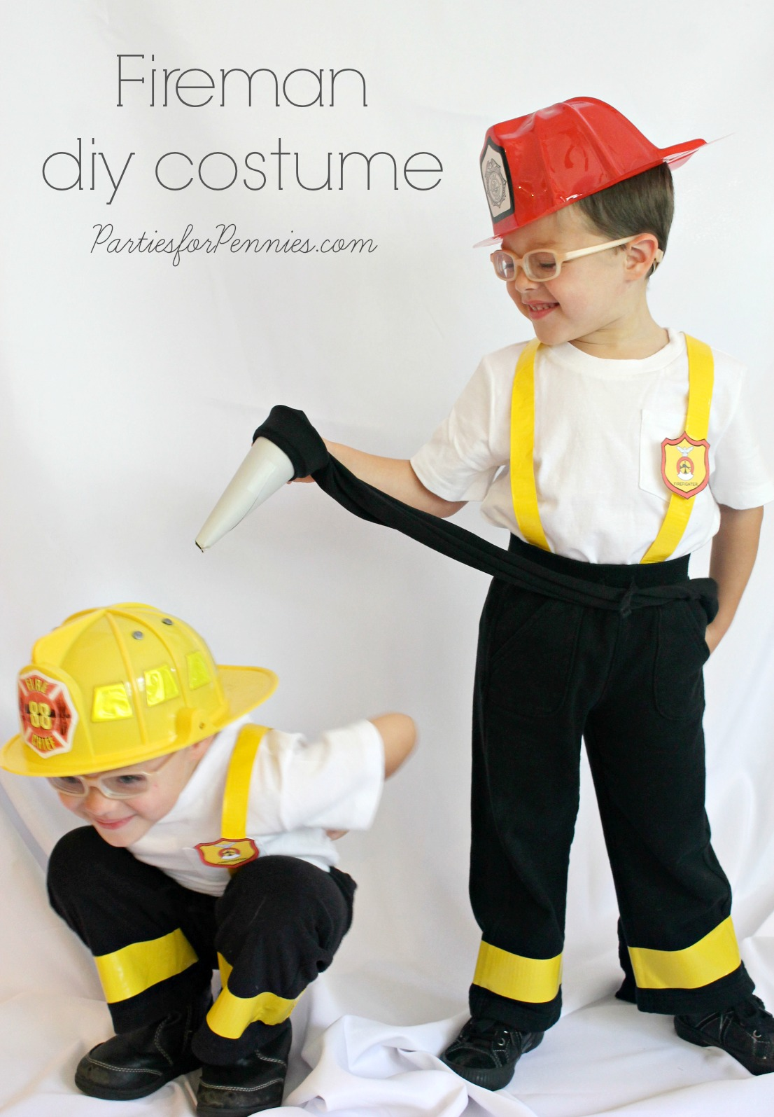 25+ Creative DIY Costumes for Boys