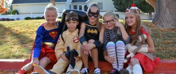 Halloween Crew | NoBiggie.net
