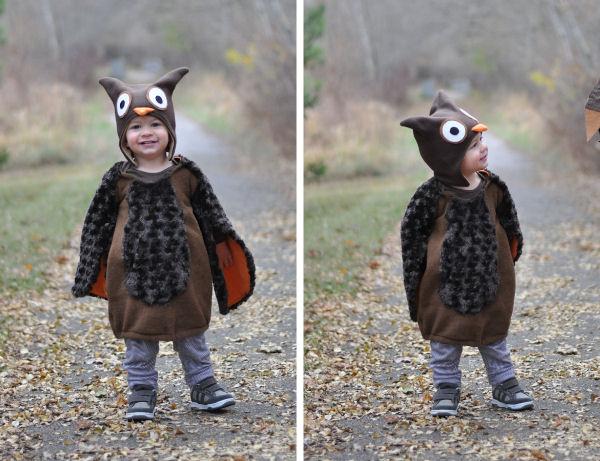 Hooty Halloween costume | 25+ creative DIY costumes for boys
