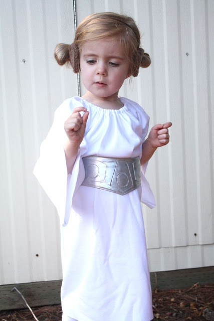 25 creative diy costumes for girls princess leia 25 halloween costumes for girls save 25 diy solutioingenieria Gallery