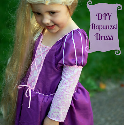 25 creative diy costumes for girls rapunzel 25 halloween costumes for girls solutioingenieria Images