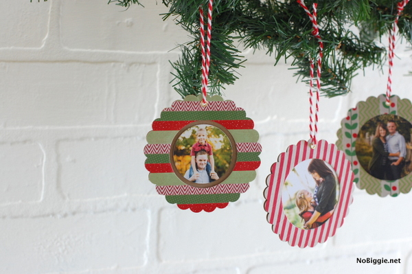 Washi Tape Christmas projects from the new book | NoBiggie.net