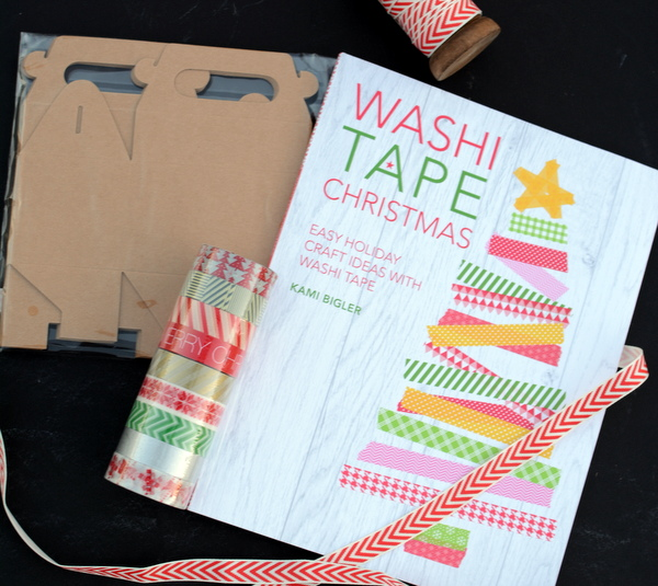Washi Tape Christmas the book | gift set | NoBiggie.net