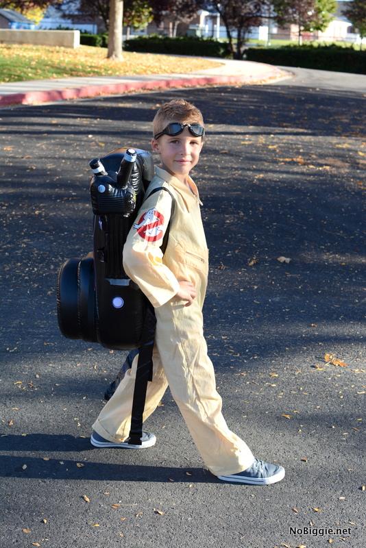 ghostbuster costume for boys | NoBiggie.net