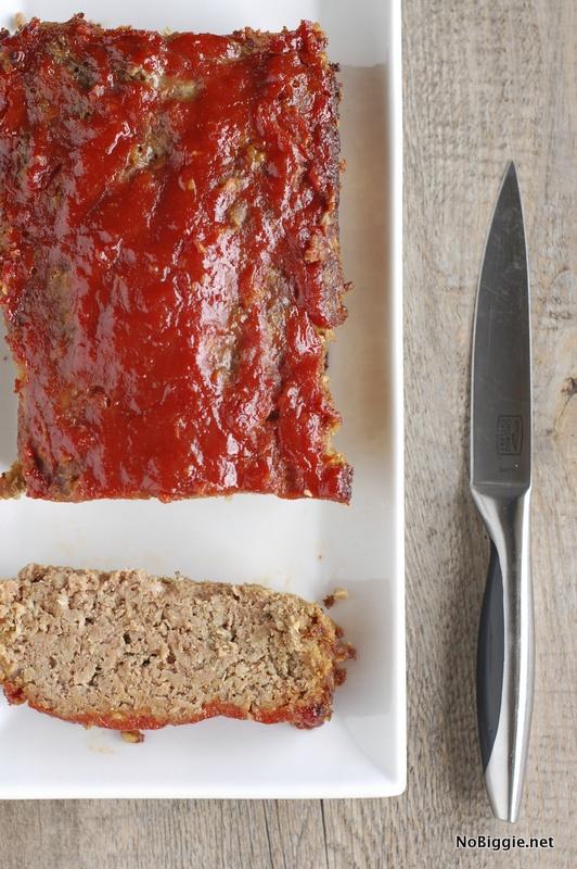 really good Meatloaf recipe | NoBiggie.net