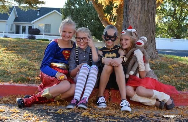 the Halloween crew | NoBiggie.net