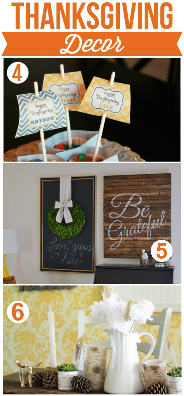 10 festive ideas to make your Thanksgiving amazing