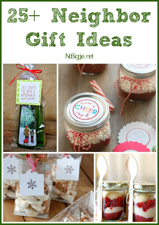 25+ Neighbor Gift Ideas