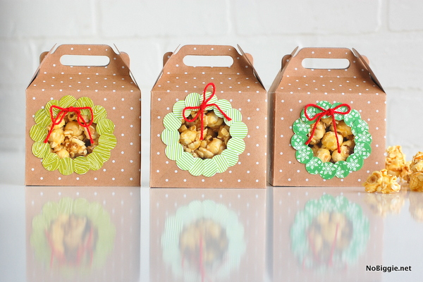 DIY Christmas boxes | NoBiggie.net