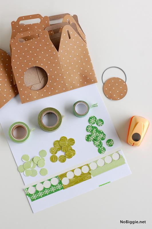 How to make darling Christmas boxes | NoBiggie.net