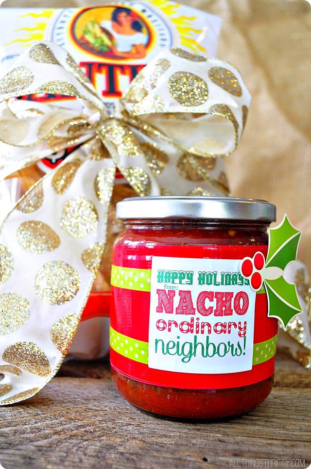 nacho ordinary neighbors | 25+ neighbor gift ideas