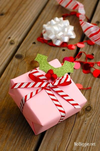 5 merry ways to wrap a gift | NoBiggie.net