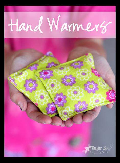 Hand warmers | 25+ handmade gift ideas under $5