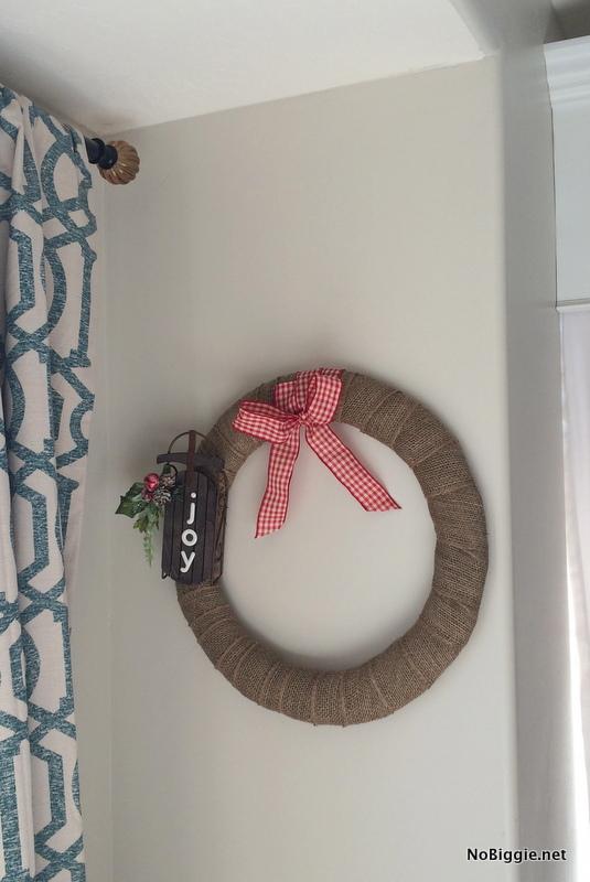 Joy Wreath | NoBiggie.net
