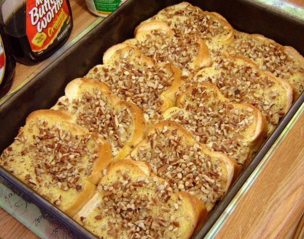 Overnight French Toast 25+ Fun Christmas Breakfast Ideas for Kids | NoBiggie.net