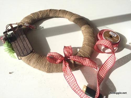 Pretty gingham ribbon | NoBiggie.net